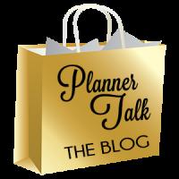 Planner Talk the Blog