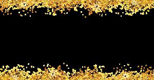 gold glitter back 1