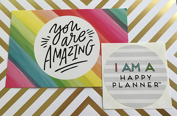 happy planner happy mail