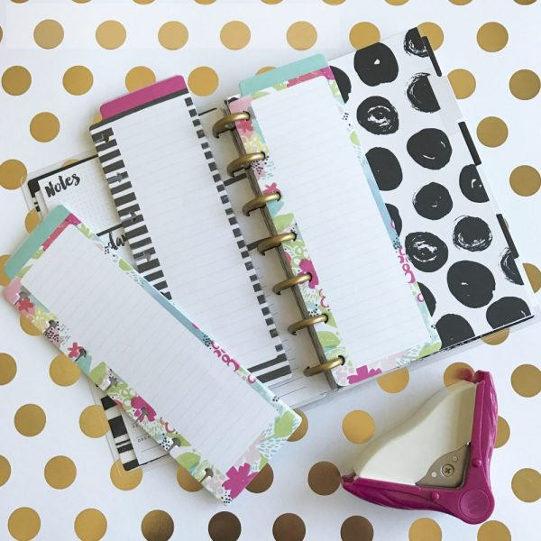 Happy Planner Mini List Pad Hack