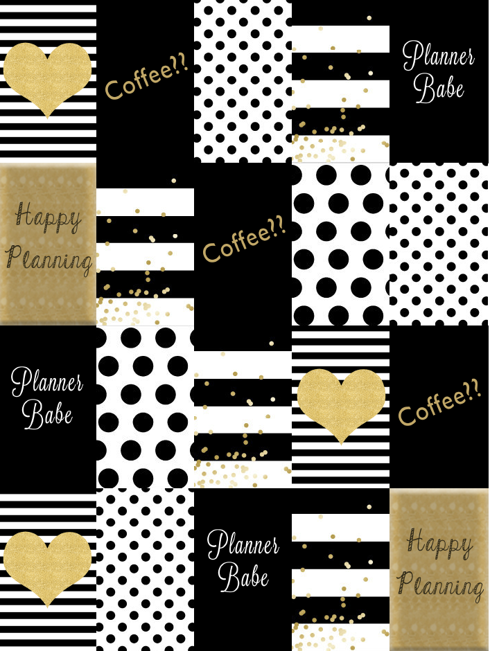 Free Stickers for Plannershop Groupies