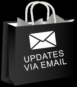 bag email bag black