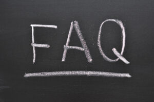 Faqs for planners